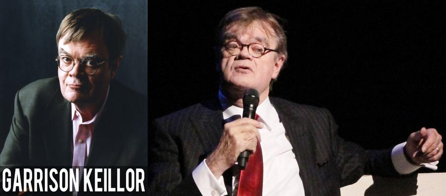 Garrison Keillor at Tarrytown Music Hall