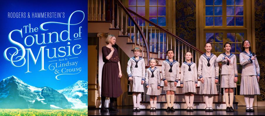 The Sound of Music at Count Basie Theatre
