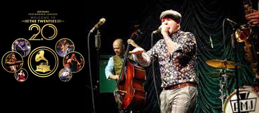 Postmodern Jukebox at Hackensack Meridian Health Theatre