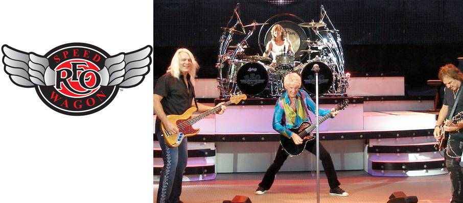 REO Speedwagon at St. George Theatre