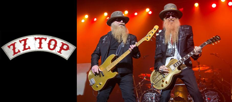ZZ Top at Northwell Health