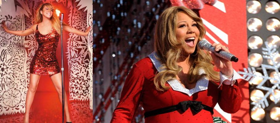 Mariah Carey at Beacon Theater