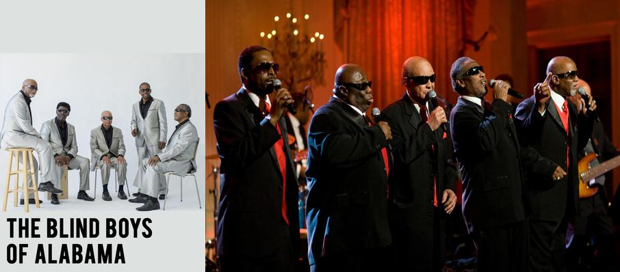 The Blind Boys Of Alabama at New York Society For Ethical Culture - Concert Hall