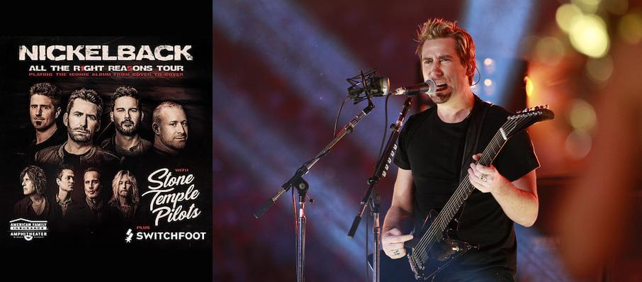 Nickelback at Bethel Woods Center For The Arts