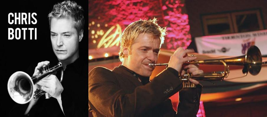 Chris Botti at Prudential Hall