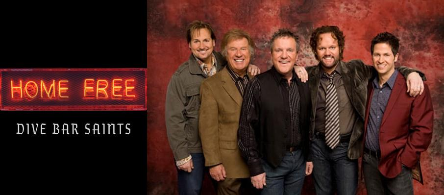 Home Free Vocal Band at Town Hall Theater