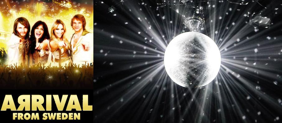 Arrival - The Music of ABBA at St. George Theatre