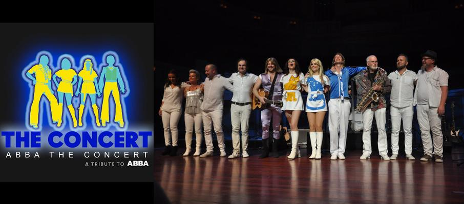 ABBA: The Concert - A Tribute To ABBA at Bergen Performing Arts Center