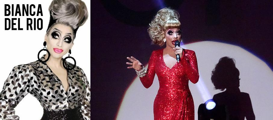 Bianca Del Rio at The Space at Westbury