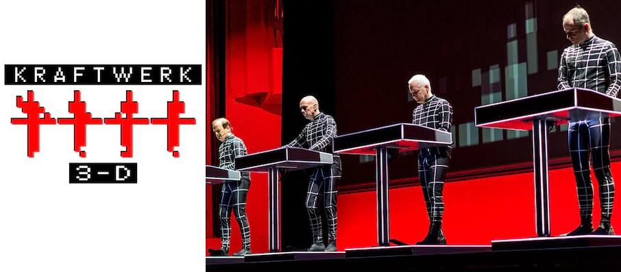 Kraftwerk at Radio City Music Hall