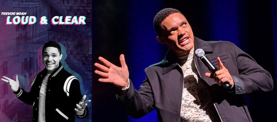 Trevor Noah at Prudential Hall