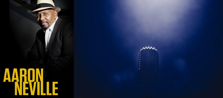 Aaron Neville at Tarrytown Music Hall
