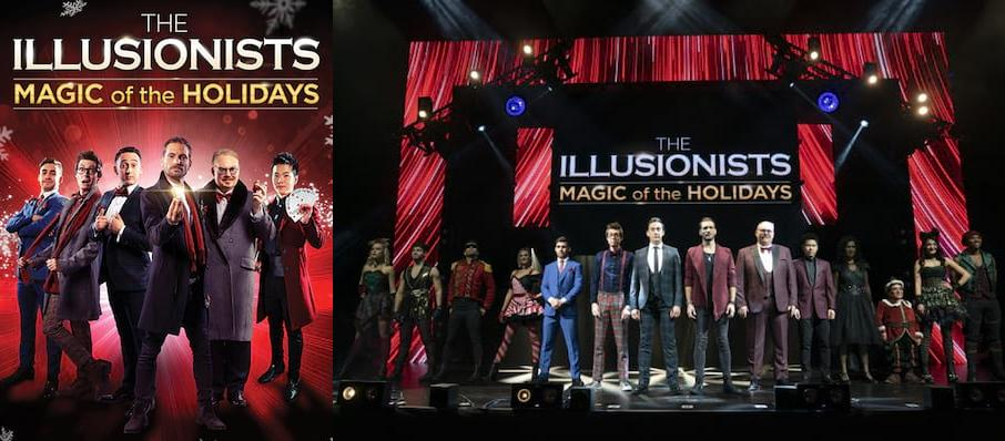 The Illusionists at Neil Simon Theater