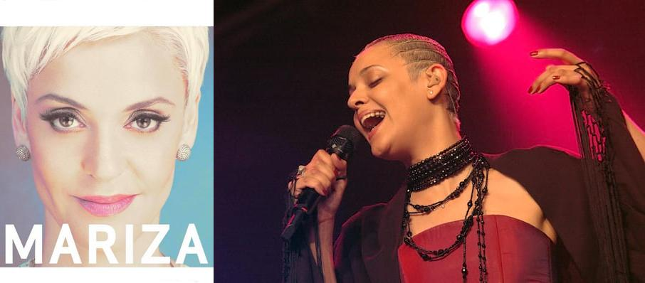 Mariza at Prudential Hall