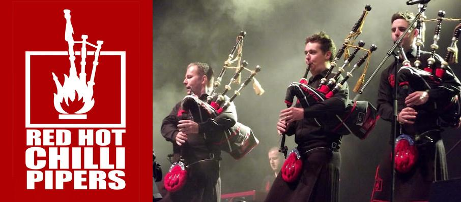 Red Hot Chilli Pipers at B.B. King Blues Club