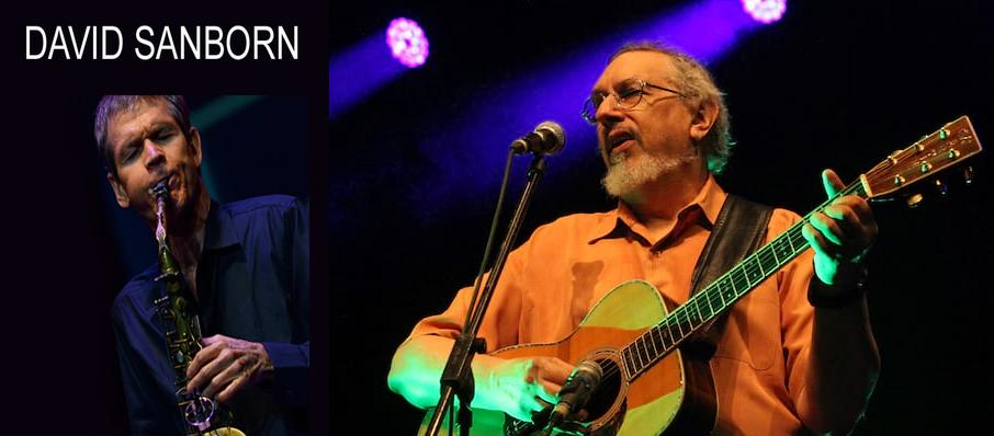 David Sanborn at Bethel Woods Center For The Arts