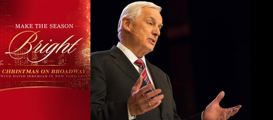 David Jeremiah at Beacon Theater