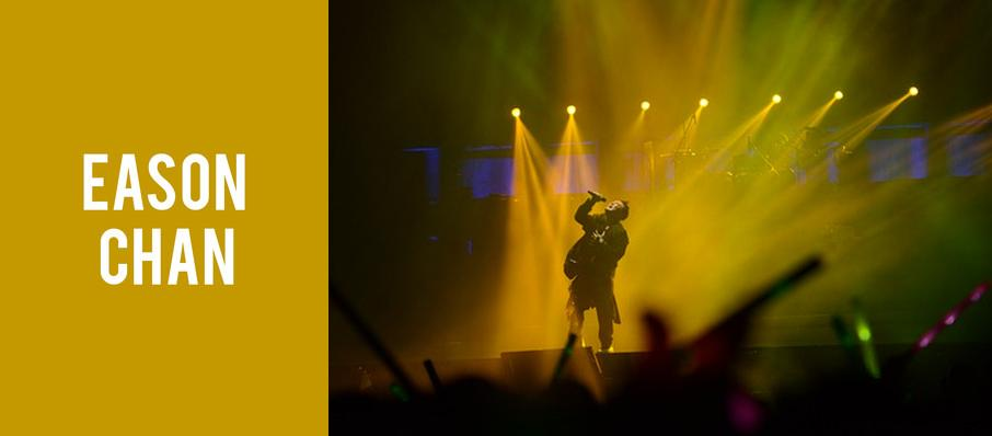 Eason Chan Tickets Calendar May 2018 Theater At Madison Square Garden New York