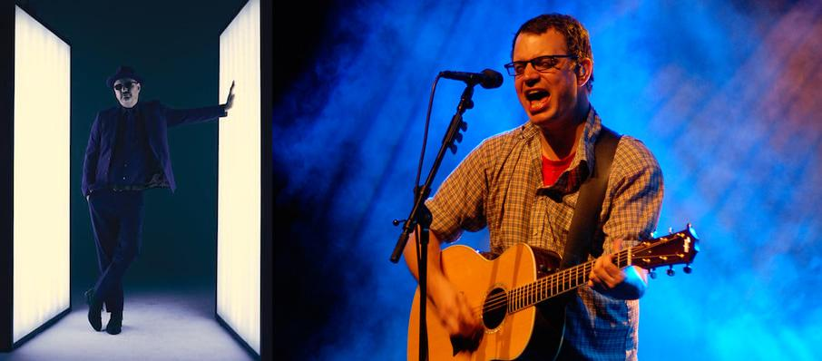 Matthew Good at Le Poisson Rouge