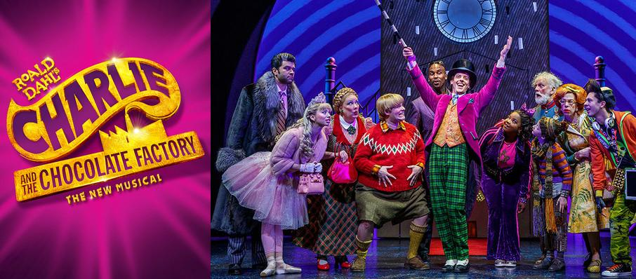 Charlie and the Chocolate Factory at Lunt Fontanne Theater