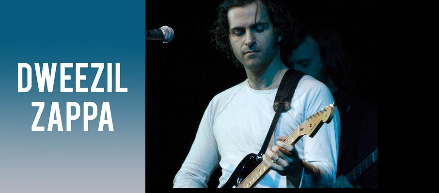 Dweezil Zappa at Tarrytown Music Hall