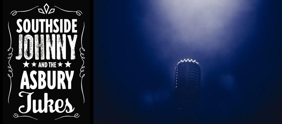 Southside Johnny and The Asbury Jukes at Tarrytown Music Hall