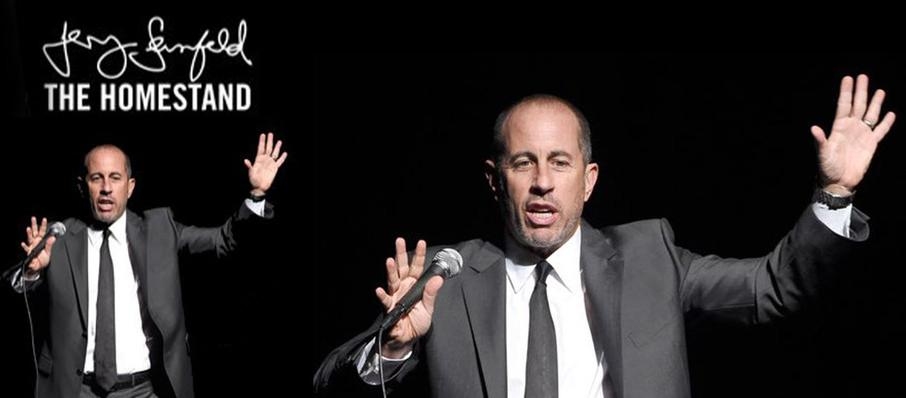 Jerry Seinfeld at Beacon Theater