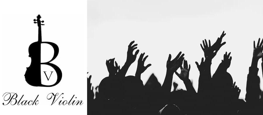 Black Violin at Count Basie Theatre