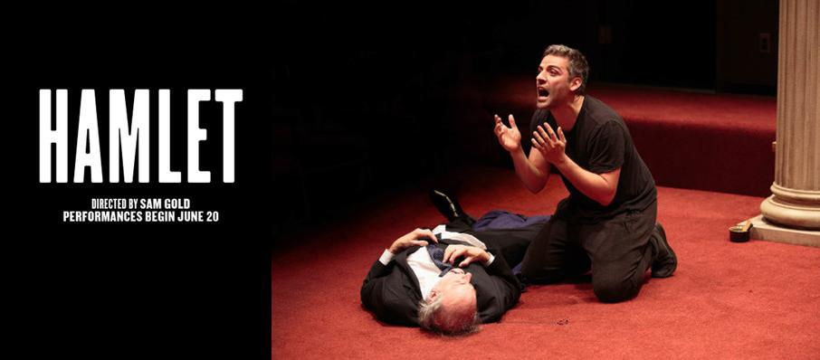 Hamlet at Anspacher Theater