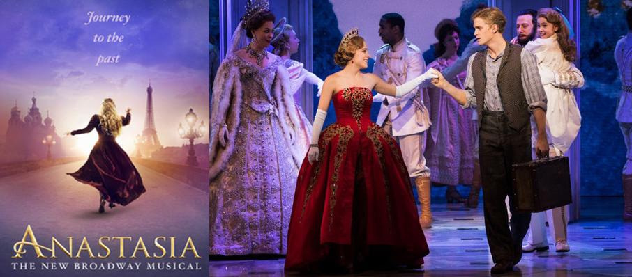 Anastasia at Broadhurst Theater
