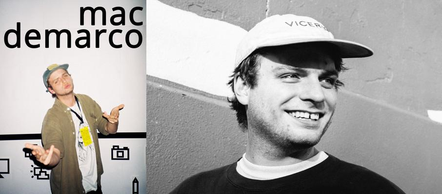 Mac DeMarco at Palace Theater