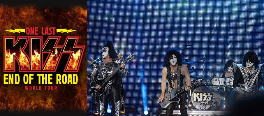 KISS at Prudential Center