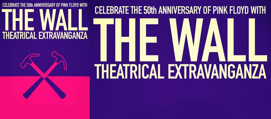 The Wall Theatrical Extravaganza - Celebrating the 50th Anniversary of Pink Floyd at Wellmont Theatre