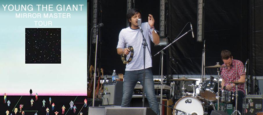 Young The Giant at Rumsey Playfield SummerStage Central Park