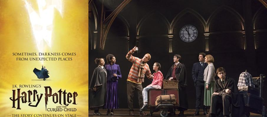 Harry Potter and the Cursed Child at Lyric Theatre - Broadway