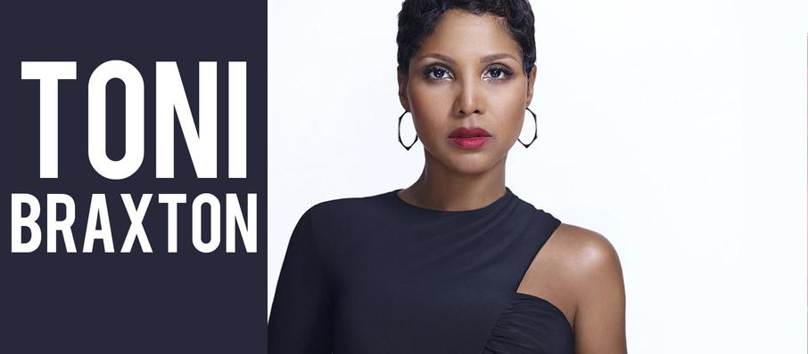 Toni Braxton at Prudential Center