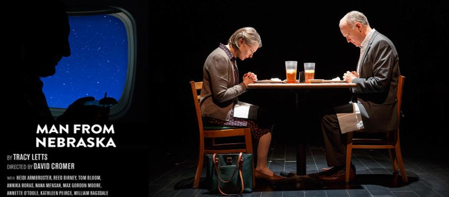 Man From Nebraska at Second Stage Theatre Midtown - Tony Kiser Theatre