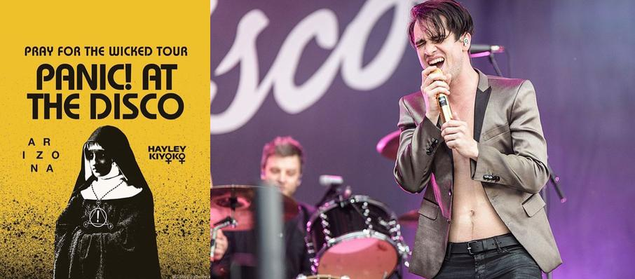 Panic At The Disco Tickets Mar 2 2017 Madison Square Garden New York