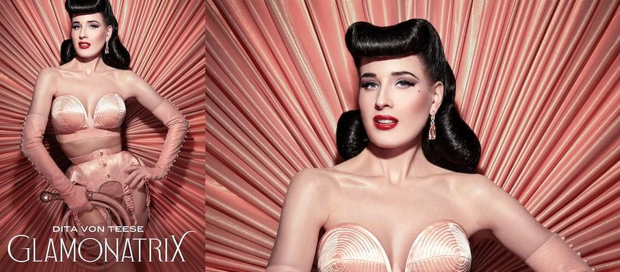 Dita Von Teese at Beacon Theater