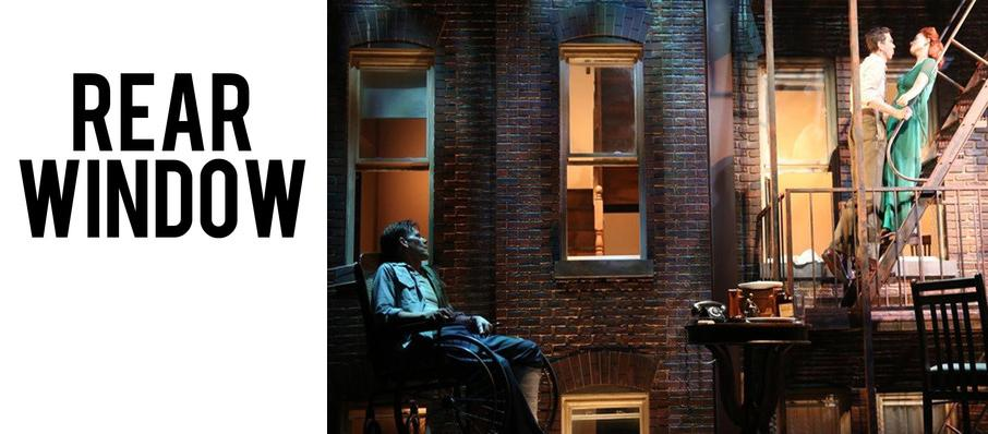 Rear Window at Venue To Be Announced