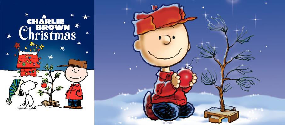 Charlie Brown Christmas at Hackensack Meridian Health Theatre