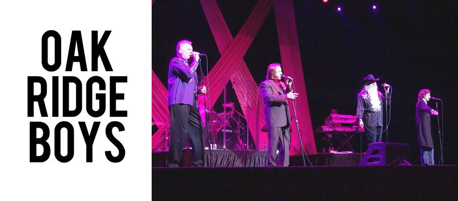 Oak Ridge Boys at Bergen Performing Arts Center