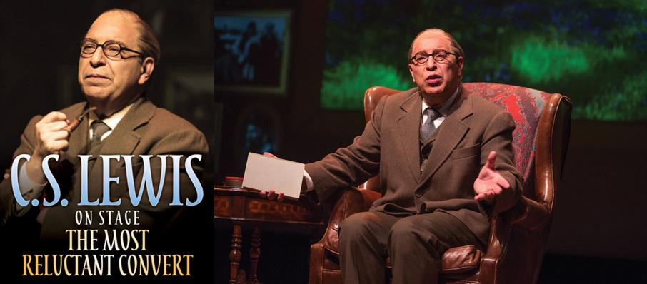 C.S. Lewis Onstage - The Most Reluctant Convert at Acorn Theatre