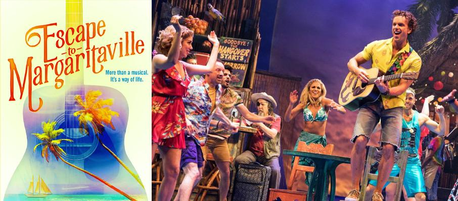 Escape to Margaritaville at Venue To Be Announced