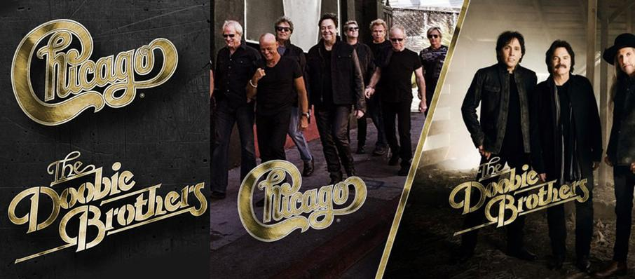 Chicago and the Doobie Brothers at Bethel Woods Center For The Arts