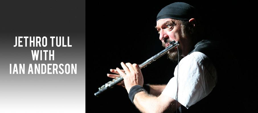 Jethro Tull with Ian Anderson at Beacon Theater