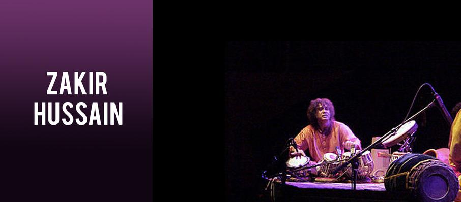 Zakir Hussain at Prudential Hall