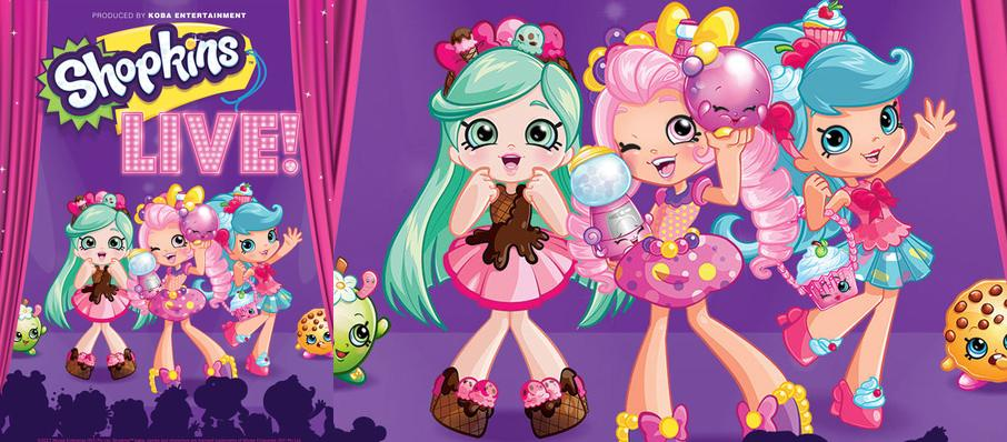 Shopkins Live at St. George Theatre