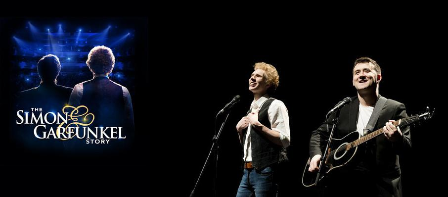 The Simon and Garfunkel Story at Bergen Performing Arts Center