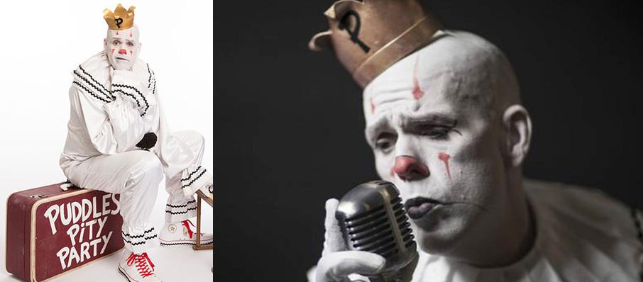 Puddles Pity Party at Tarrytown Music Hall
